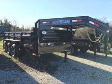 """2017 Load Trail 83"""" x 16' 21k G"""
