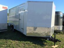 2016 Cross 8.5' x 20' Enclosed