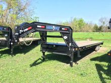 2016 Load Trail 32' GN 14k Stra