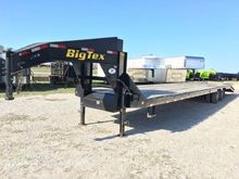 "2013 Big Tex 102"" x 40', 25GN"