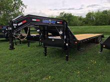 2017 Load Trail 102 x 40' 2-12k