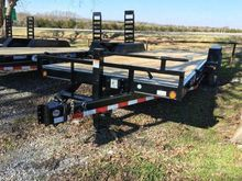 "2016 Load Trail 83"" x 20' Bumpe"