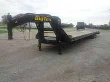 "2015 Big Tex 102"" x 40' 25GN Ea"