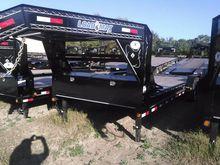 """2016 Load Trail 83"""" x 24' 14k G"""