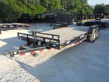 "2015 Load Trail 83"" x 20' West"