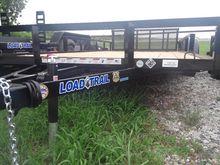 2017 Load Trail 77x12 Utility T