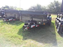 2017 Load Trail Dump Trailer 83