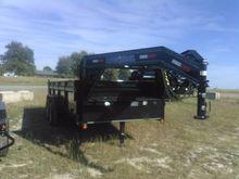 2017 Load Trail Gooseneck Dump