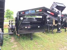 "2017 Load Trail 83"" x 14' Dump"