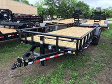 2017 Load Trail 83 x 20' 14k Pi