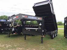 "2017 Load Trail 83"" x 16' Tripl"