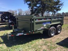 "2017 Load Trail 83"" x 12' Tande"