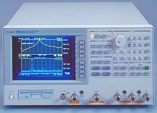Agilent/ HP 4396B Less than 2.9