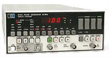 Agilent/ HP 8112A Pulse Generat