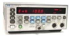 Agilent/ HP 438A RF Power Meter
