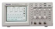 Tektronix TDS220 100 MHz to 400