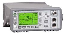 Agilent/ HP E4419B RF Power Met