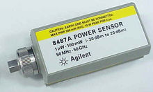 Agilent/ HP 8487A RF Power Sens