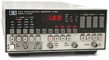 Agilent/ HP 8116A Pulse Generat