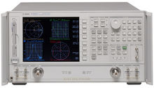 Agilent/ HP 8720ES 6.6 GHz and