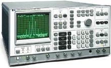 Agilent/ HP 3585B DC to 1 GHz