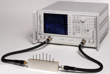 Agilent/ HP 8722ES 6.6 GHz and