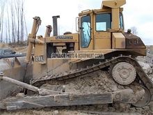 Used CATERPILLAR D8L