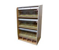 Bread shelf with drawer