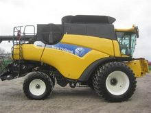 2009 NEW HOLLAND CR9060