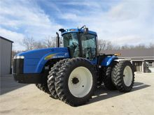 Used 2008 HOLLAND T9