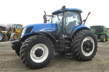 Used 2009 HOLLAND T7