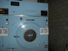 1993 Cissell L44CD42S Dryer