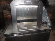 Sterling SSM40 Strapping Machin