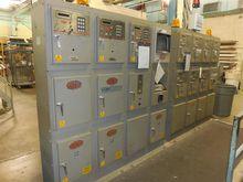 1990 Milnor Dryer Control Cabin