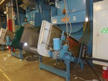 1990 Milnor Convey 48 Conveyor