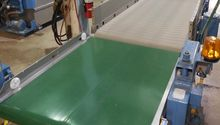 2007 Milnor COHORFPM Conveyor