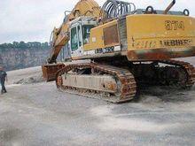 Liehberr R 974 HD Excavators