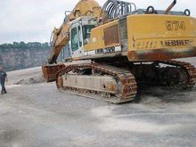 Liehberr R 974 HD Excavators