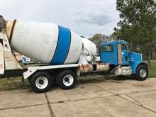 1996 Peterbilt 357 Mixer Trucks