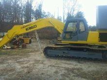 Kobelco SK270CLC Excavators