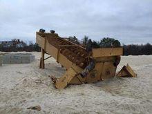 """2007 TRIO 44"""" X 32' Screw Sand"""