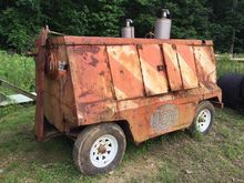 1978 Joy 800 CFM Air Compressor