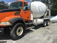 4-2007  Mack Granite Mixer Truc