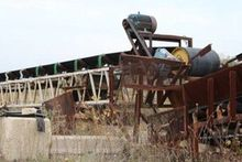 "36"" X 1450' Conveyor Stationary"