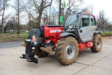 2014 MT1135 TELESCOPIC FORKLIFT