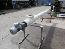 "8"" AUGER 3.7m long painted"