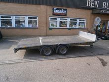 2015 LM146B BEAVERTAIL TRAILER