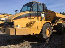 2001 Caterpillar 725 6x6 dumper