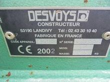 2002 Desvoys DRX 2800 DT