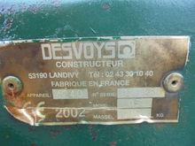 2002 Desvoys 4240